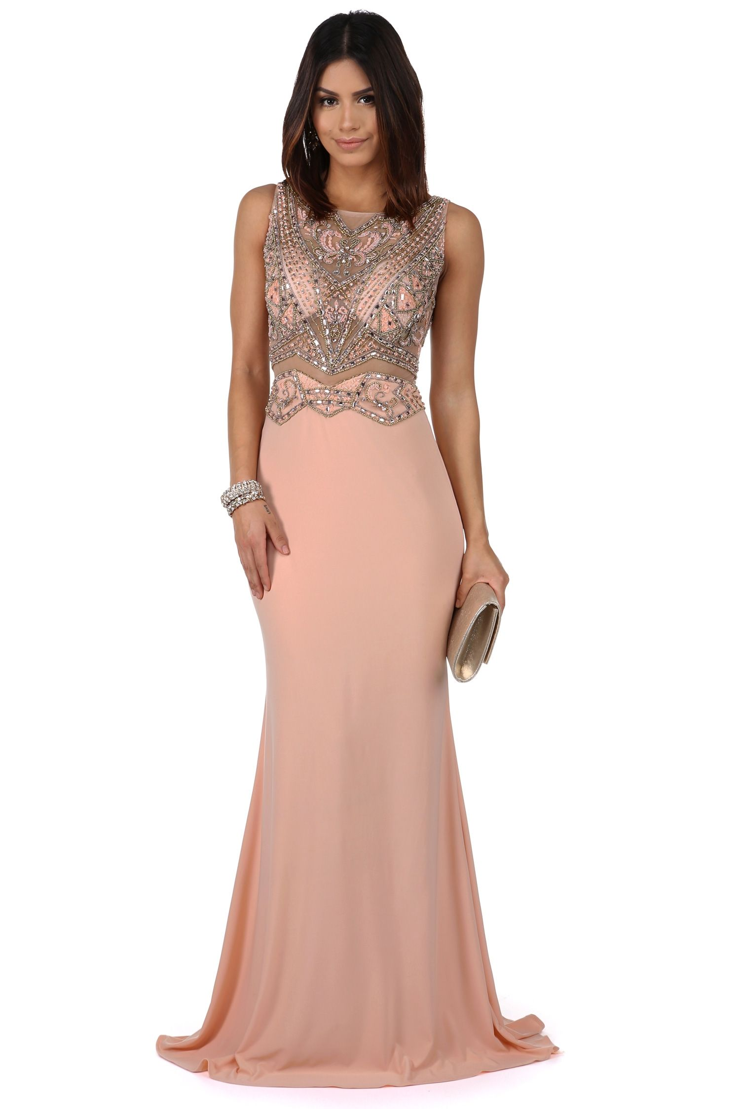 63ecb891e659 FINAL SALE- Amara Pink Formal Dress | windsor | Dresses I like ...