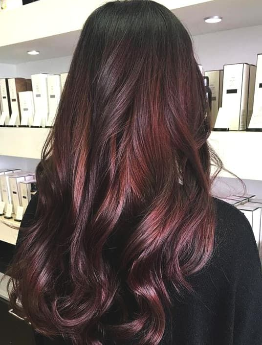 72 Brunette Hair Color Ideas in 2019   Ecemella