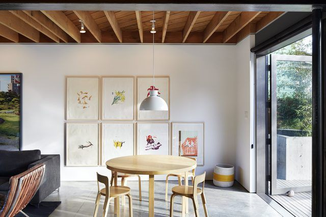 14 Ideas for Filling Large Empty Walls | Home, Dining room ...