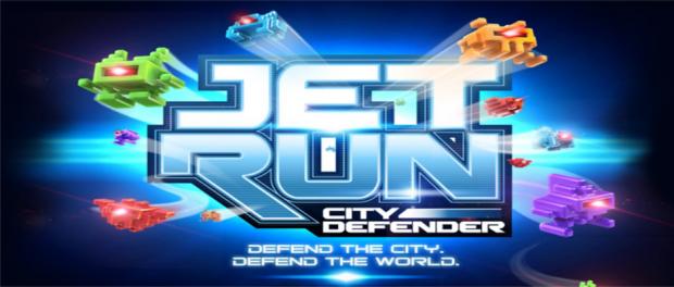 Jet Run City Defender eRapid Games News Games, Free