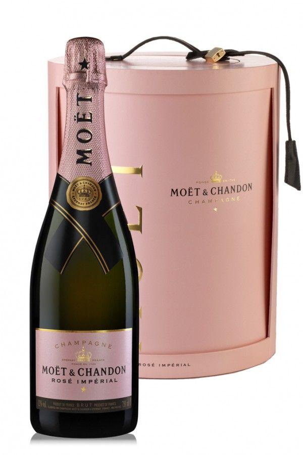 4ee6462d8d5 Un coffret Saint-Valentin rose pour Moët   Chandon