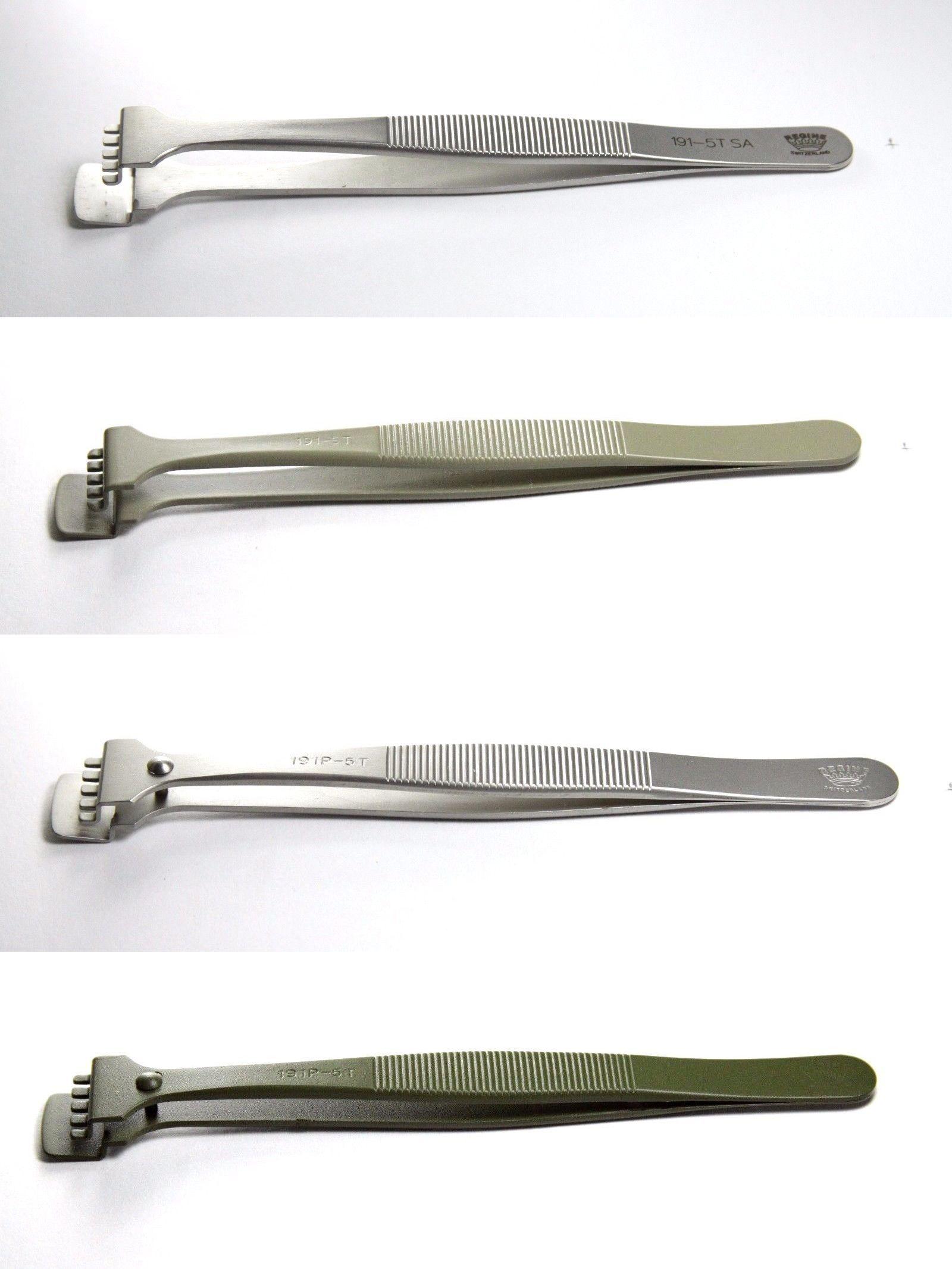 Regine 191-5T SA High Precision Wafer Handling Tweezers