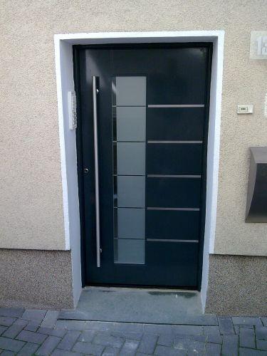 auf der suche nach eine haust r in anthrazit 1 haust ren pinterest. Black Bedroom Furniture Sets. Home Design Ideas