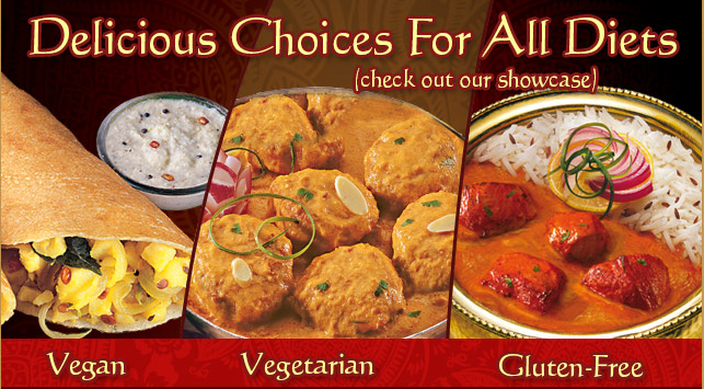 We have delicious entrees, appetizers and recipes for every diet ... plus we're certified #Vegan, #Vegetarian and #GlutenFree!!