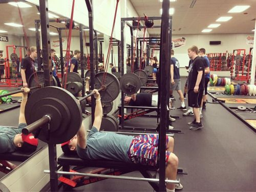 Tried Something New Today Band Assisted Bench Press Seemed To Farmington Strength Conditioning New Today