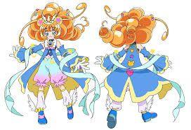 Résultat De Recherche Dimages Pour Mahou Tsukai Precure Sapphire