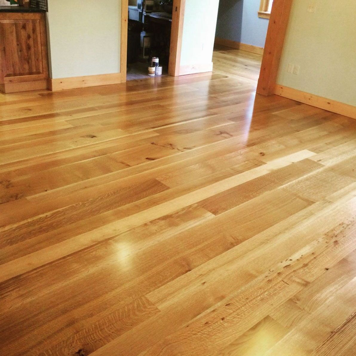 Rift Quarter Sawn White Oak Flooring