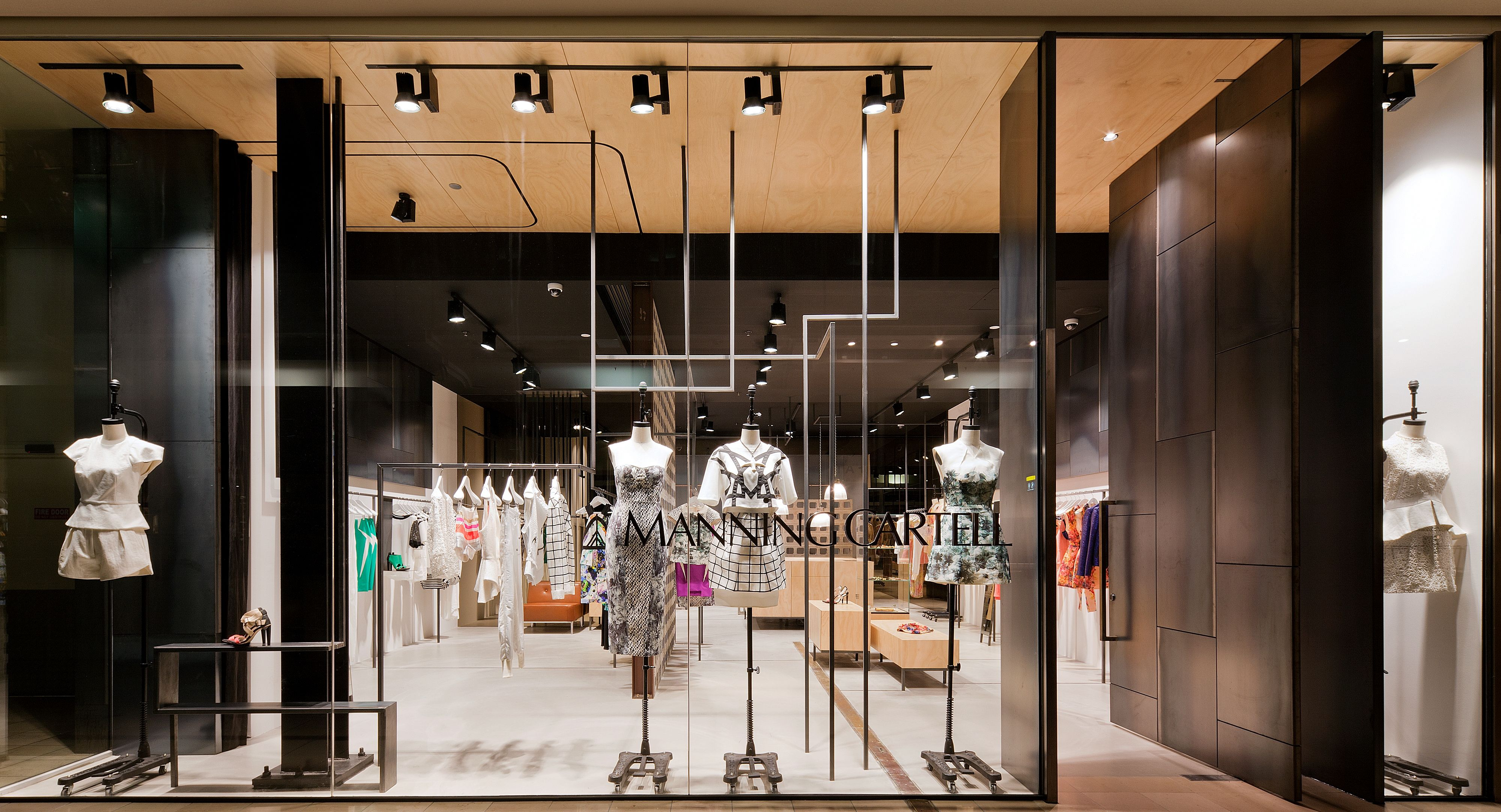 Mannning Cartell Chadstone, Flagship Boutique Ground Level ...