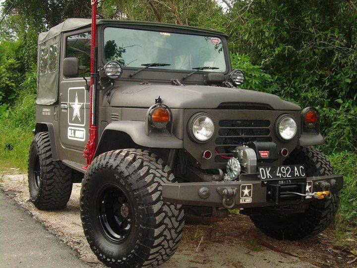 Toyota Bandeirante Militar Camuflada Pesquisa Google Vehiculos Todoterreno Vehiculos Todoterreno