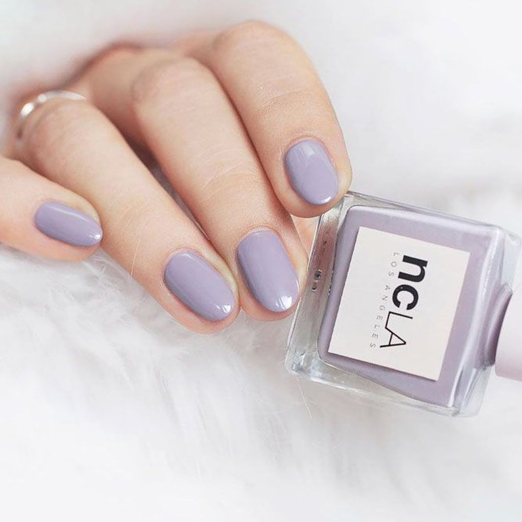 42 Popular Nail Color Ideas For Spring Trend 2018 Popular Nail