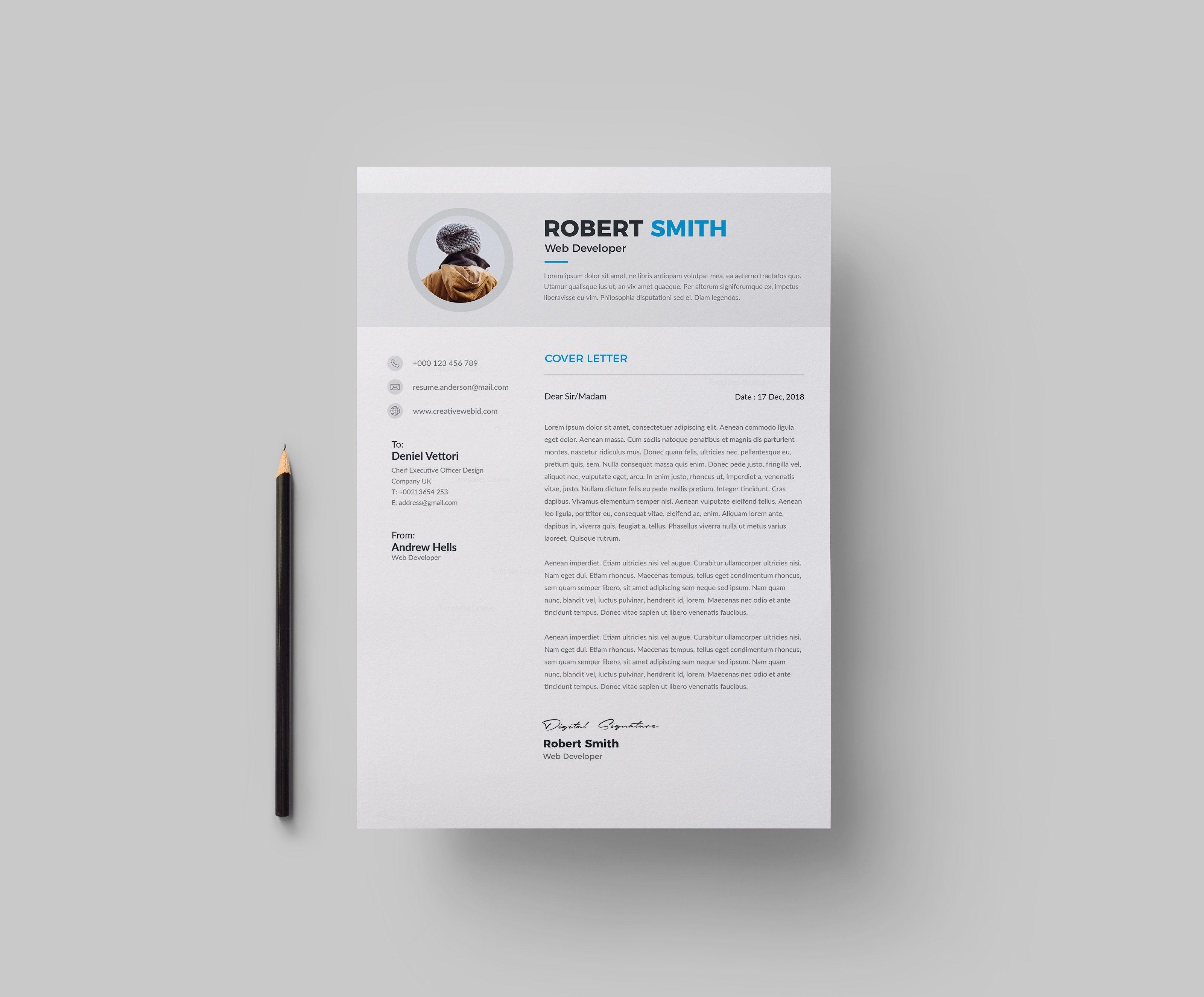 Austin Professional Resume Design Template Graphic Templates Resume Design Template Resume Design Resume Design Professional