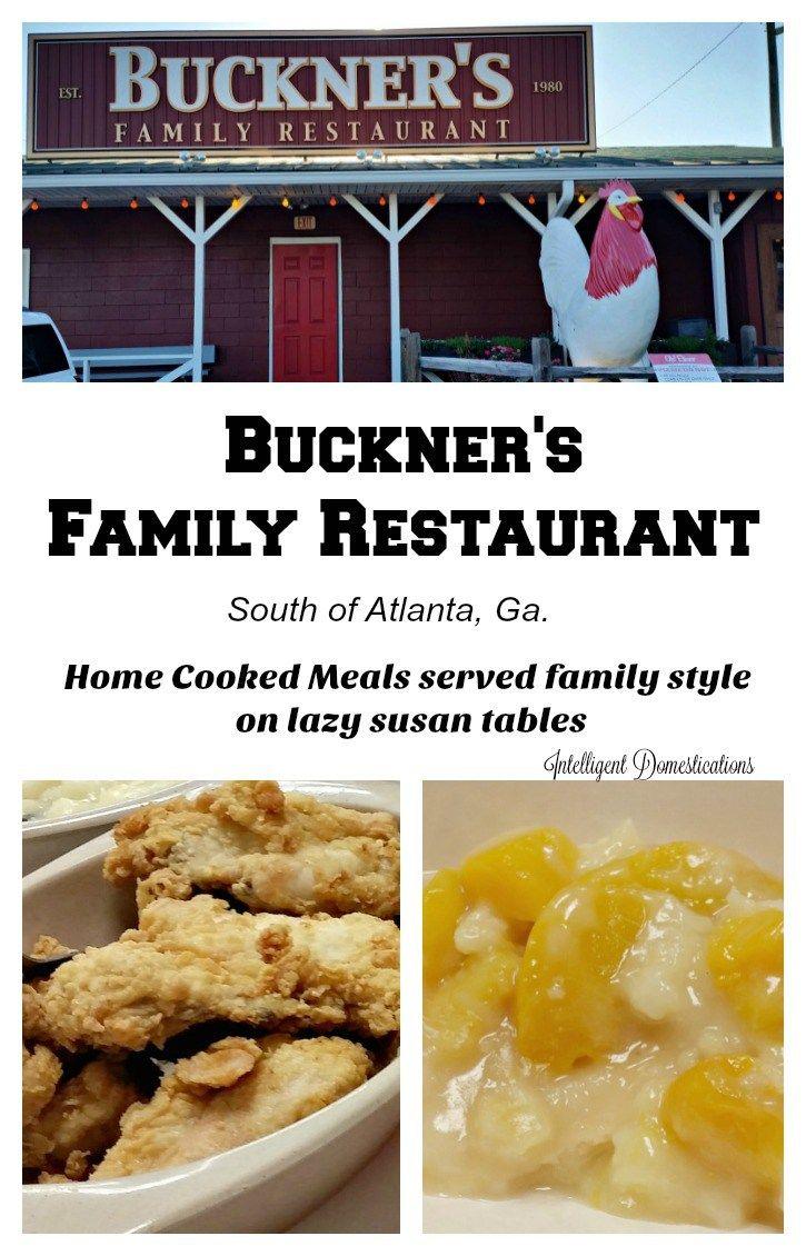 Buckner S Family Restaurant Jackson Georgia Family Restaurants Buckner No Cook Meals