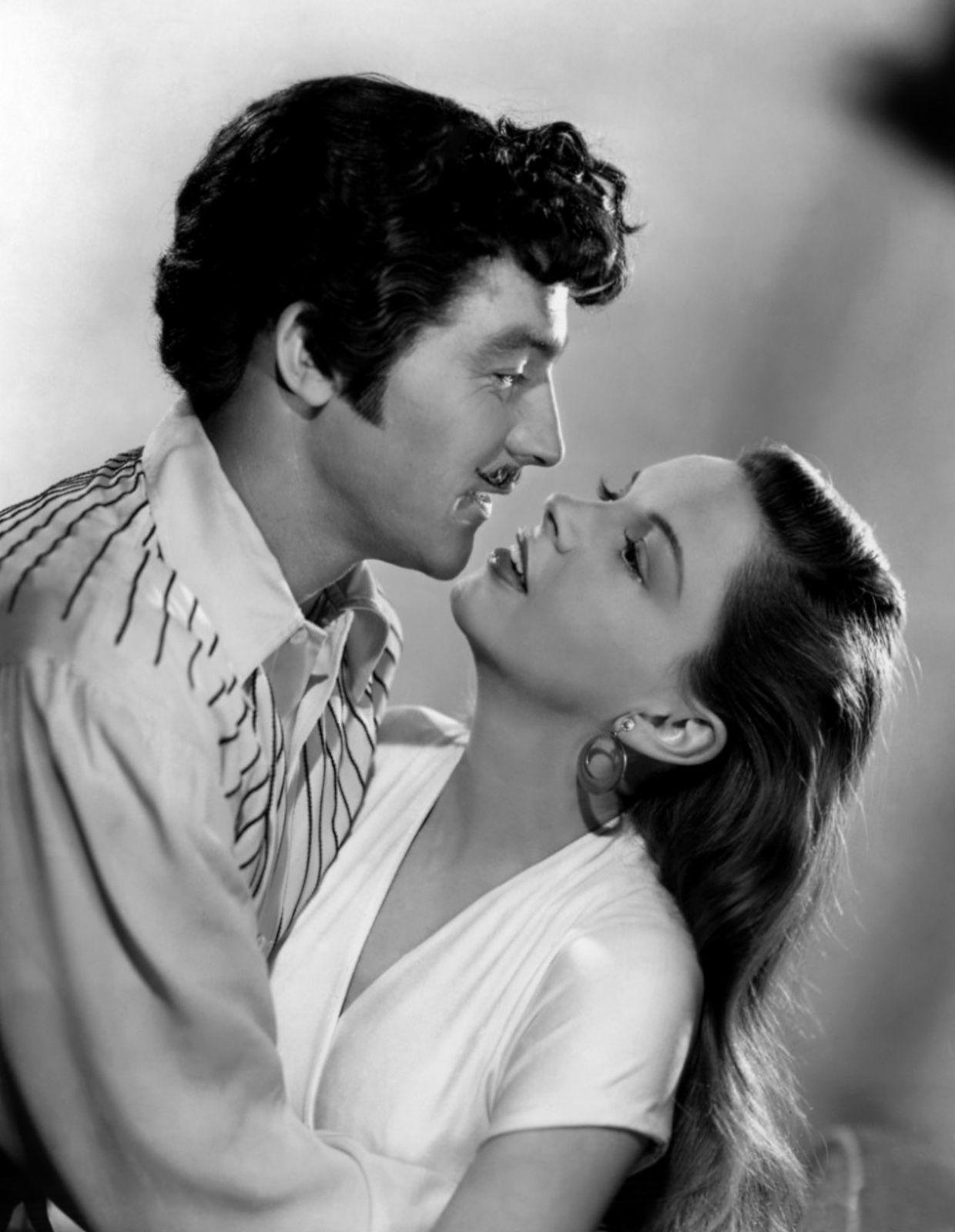 Judy Garland, Gene Kelly in