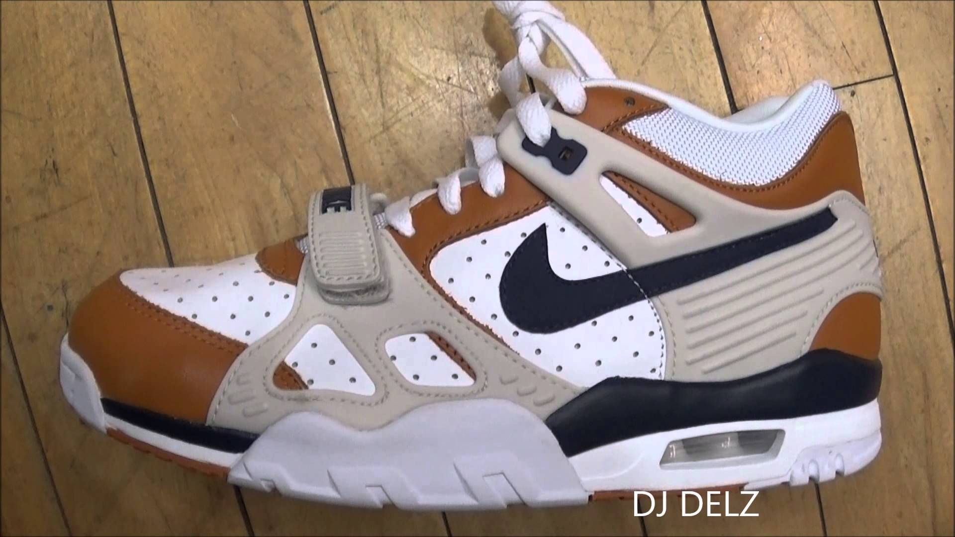 Nike Air Trainer 3 Medicine Ball Bo Jackson Do The Right Thing .