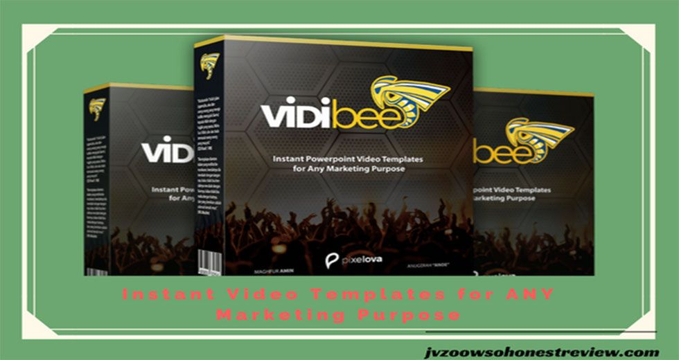 """VidiBee review """"VidiBee"""" is a completes pack of instant"""