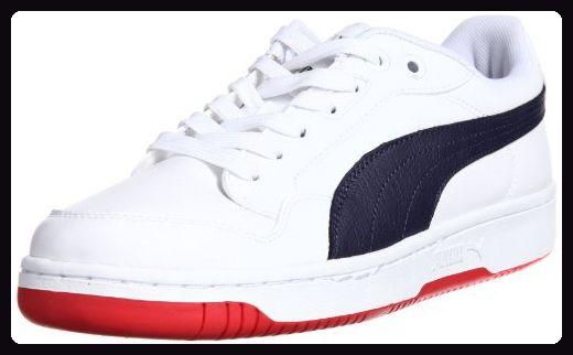 Puma Puma Rebound FS 4 Lo L Sneaker White Peacoa