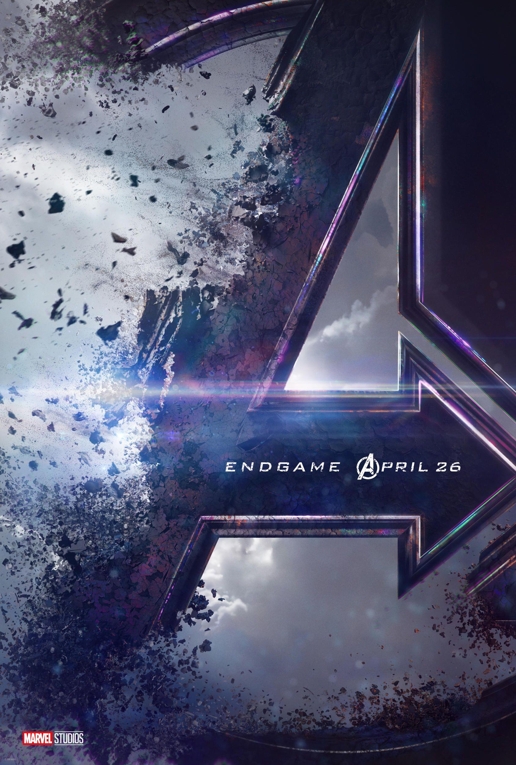 Avengers Endgame Poster Con Imagenes Pelicula Avengers