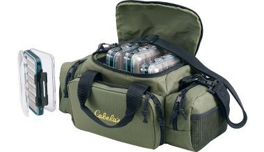 Cabela S Double Sided Fly Box Bag Combo At Cabela S Bags Tackle Bags Luggage Bags