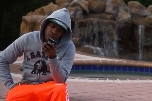 """Behind-the-Scenes with Curren$y & Pharrell's """"Chasing Paper"""" Video"""