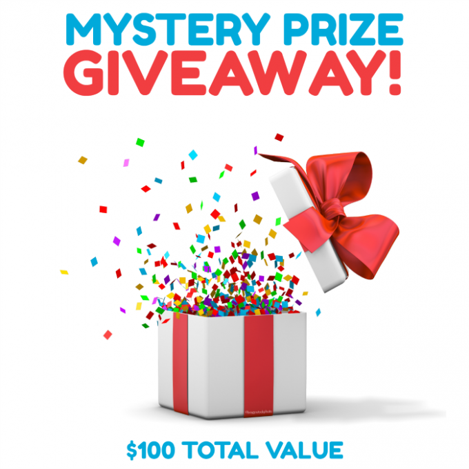 Organization Mystery Giveaway: Prize Giveaway, Giveaway, Mystery