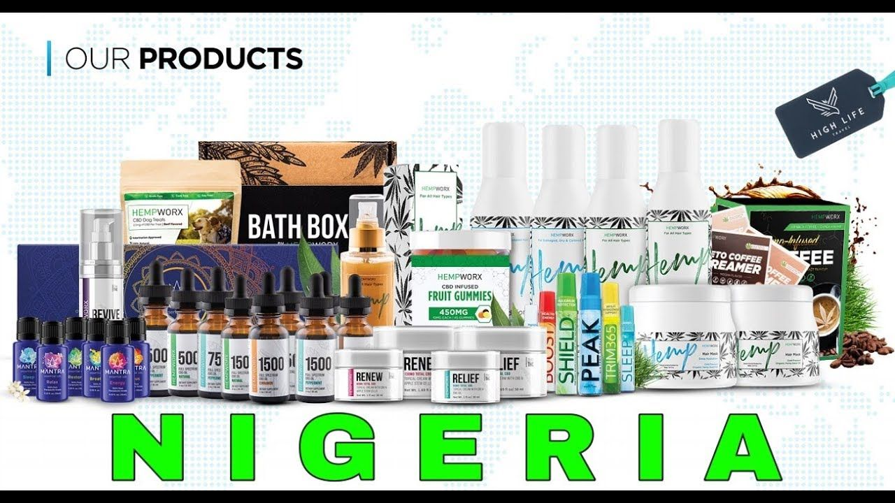 Best MLM Products in Nigeria Highest Commissions in