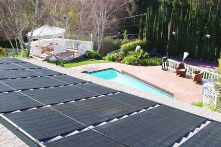 Aquasol Inground Pool Solar Heating System 1 5 Quot Systems