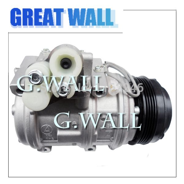 New Air Conditioning Compressor 10PA17C 88320-26450 For Toyota Hiace RZH