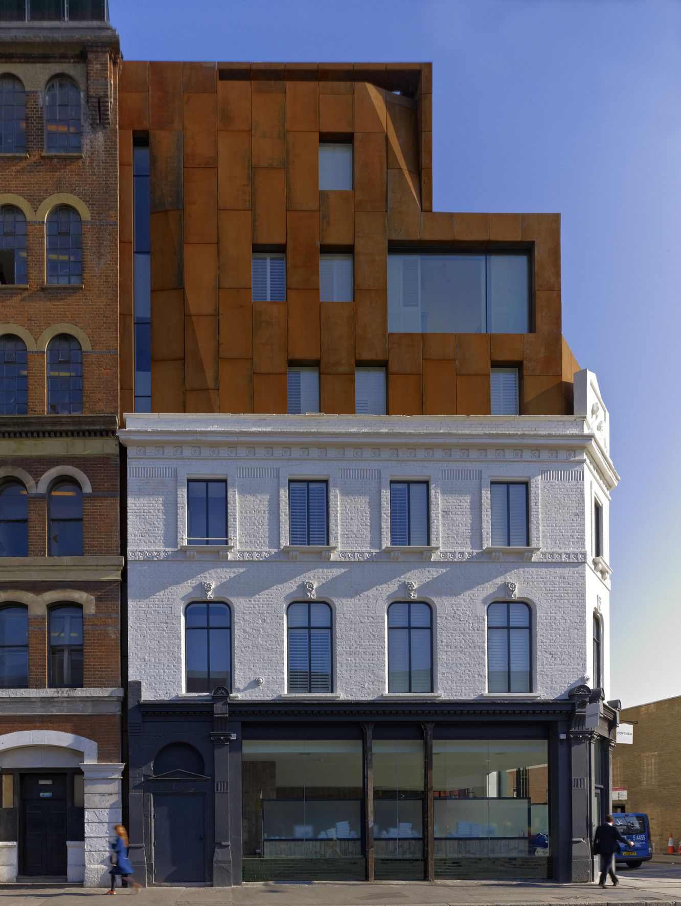 Gallery Of Shoreditch Rooms / Archer Architects