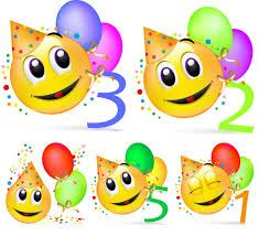 Happy Birthday Cartoon Smiley Face Faces Emoji