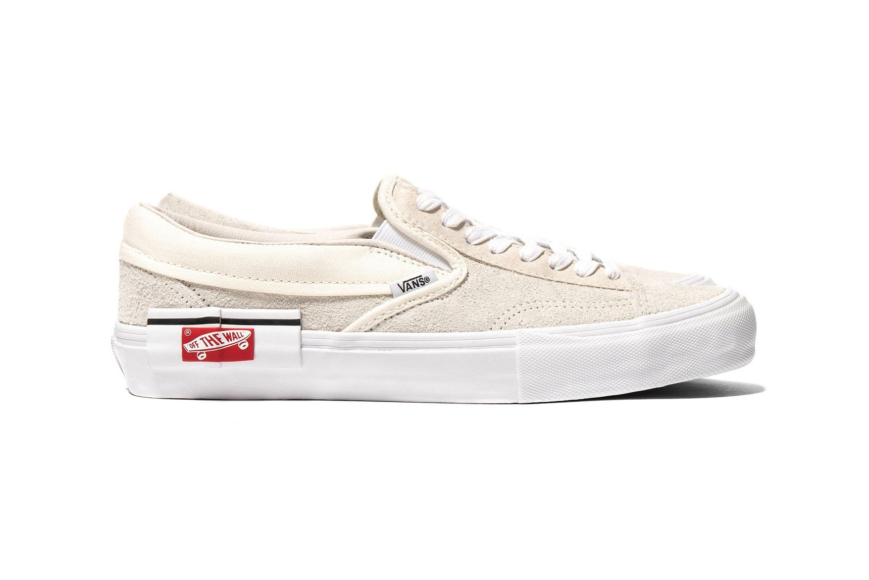 19b5f8c47c Vans Vault Plays on Off-White™ With an