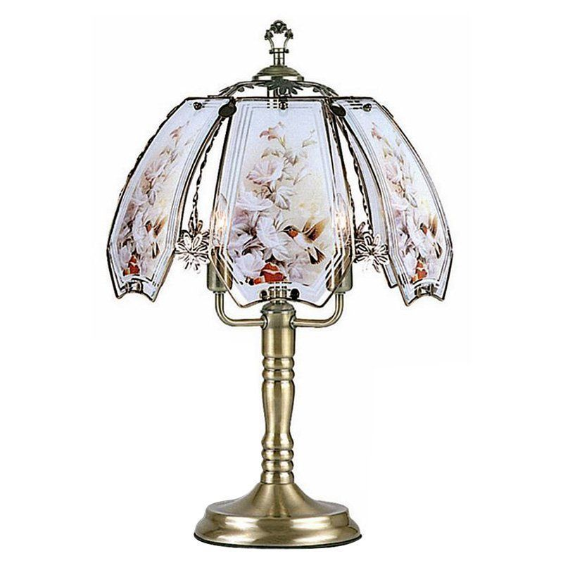 Ore International K30 3 Way Table Touch Lamp Products Pinterest