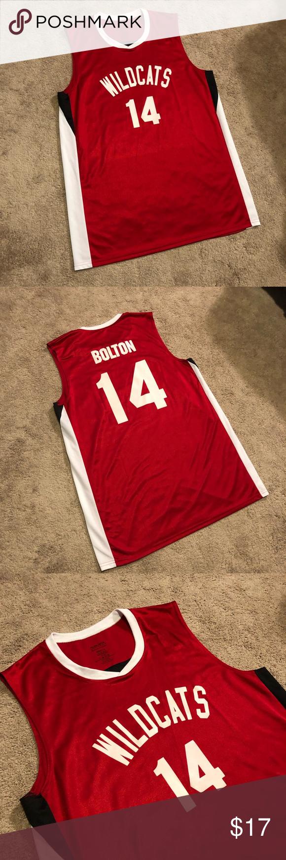 High School Musical Troy Bolton Jersey Troy Bolton Bolton Augusta Sportswear [ 1740 x 580 Pixel ]