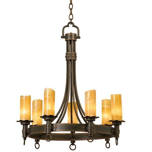 Rustic chandeliers wrought iron americana 7 light wrought iron rustic chandeliers wrought iron americana 7 light wrought iron chandelier at rocky mountain cabin aloadofball Gallery