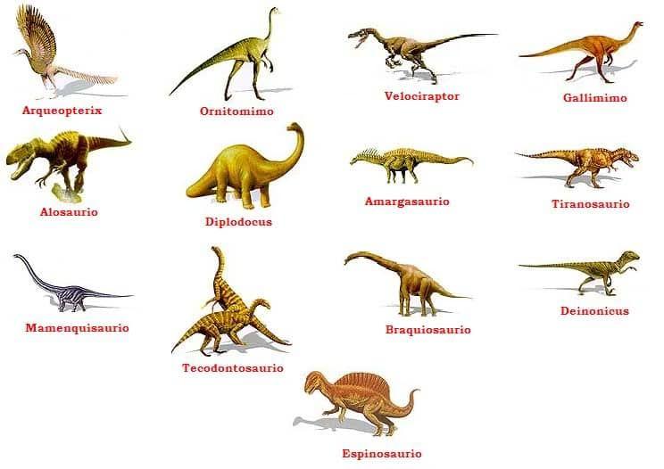 Todos Los Tipos De Dinosaurios Que Existieron Tipos De Dinosaurios Nombres De Dinosaurios Fosiles De Dinosaurios Dinosaurios de todo tipo los malos como el t. tipos de dinosaurios que existieron