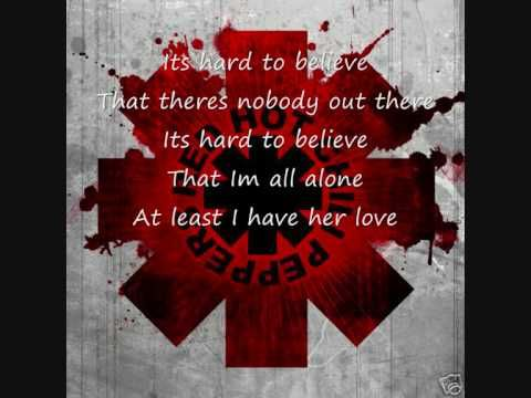 Red Hot Chili Peppers Under The Bridge Single Red Hot Chili Peppers Under The Bridge Lyrics Red Hot Chili Peppers Tattoo Red Hot Chili Peppers Hottest Chili Pepper