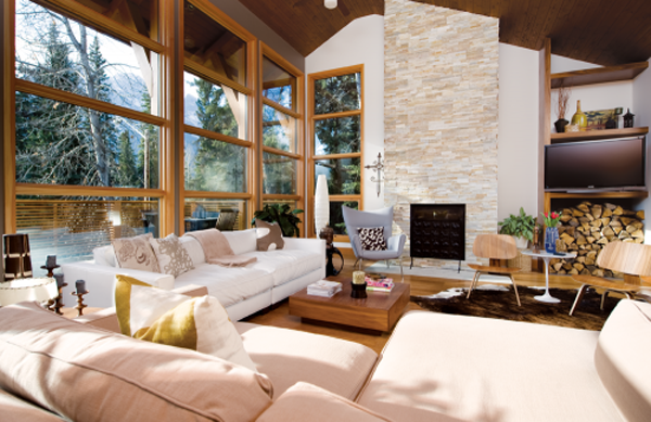 Mountain Home Ideas As Mountain Landscape Ideas And The Design Of ...