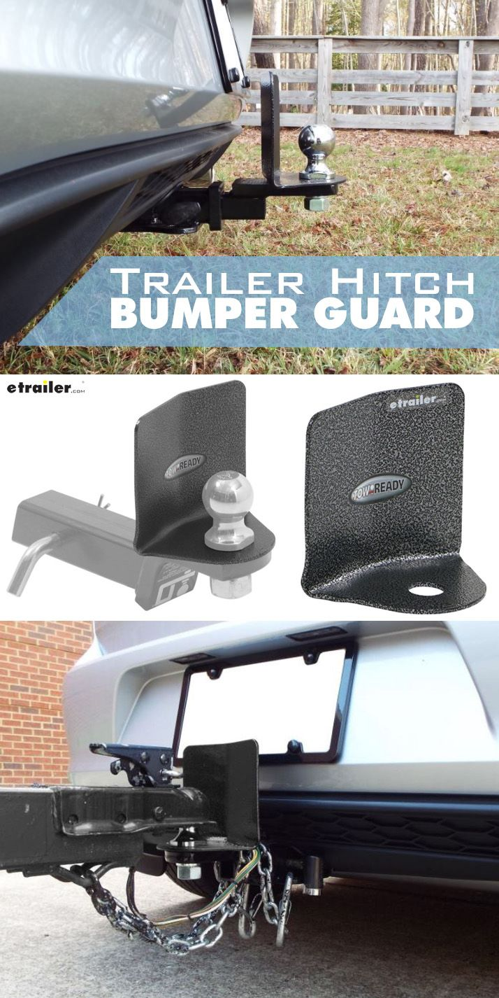 Protect Your Tow Vehicle S Bumper From Damage With This Robust