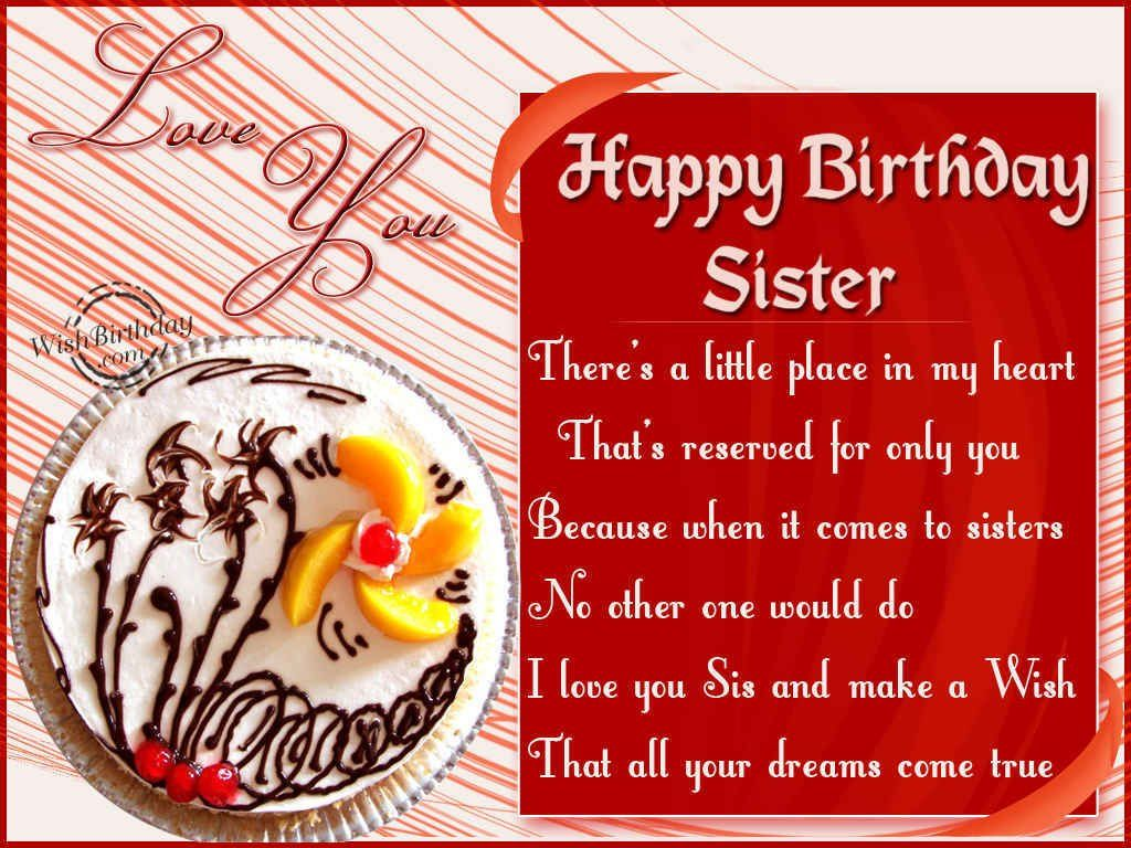 Birthday Wishes For Sister Birthday Images Pictures Happy Birthday Sister Funny Birthday Wishes For Sister Birthday Messages For Sister