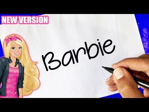 How to Turn Words Girl into a Cartoon #7 - YouTube   Word