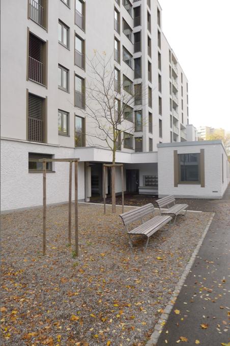 Peter Markli Gutstrasse Zurich Architecture Architecture Exterior Exterior Design