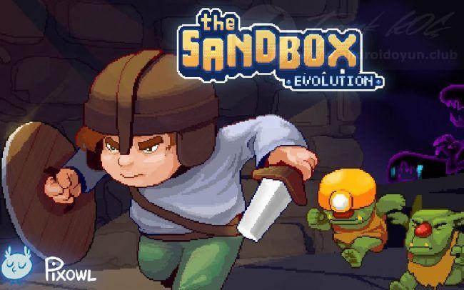 The Sandbox Evolution v1.5.6 MOD APK MONEY HACKS Hile
