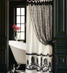 luxury shower curtain ideas. Shower Curtain Ideas Luxury Pinterest