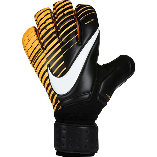 sale retailer 71205 3a652 Nike Premier SGT Goalkeeper Gloves Black Laser Orange White