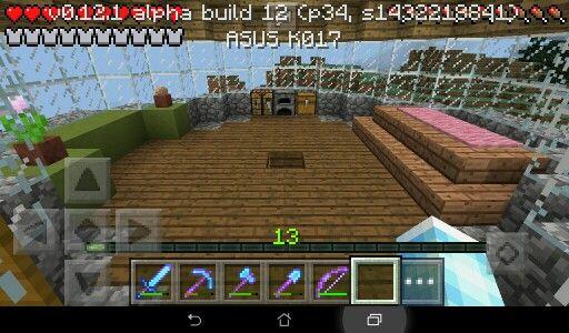 Teapanda's room in the wip castle