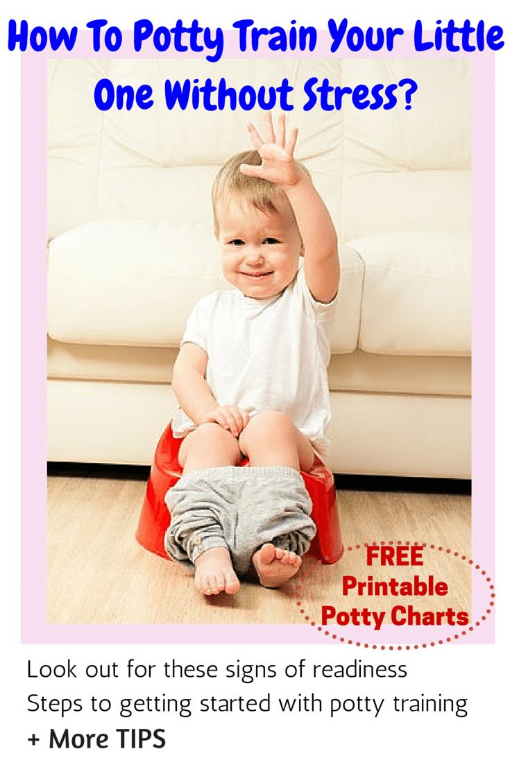 effective potty training