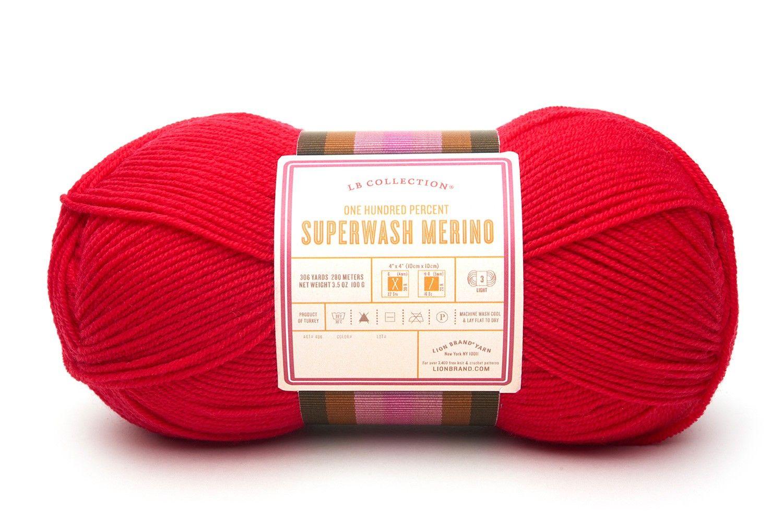 036ba8b2ed3 LB Collection® Superwash Merino Yarn Lion Brand