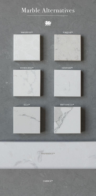 Cambria Vs Marble Kitchen Marble Kitchen Countertops Countertops