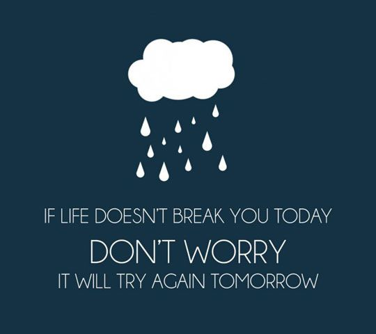 If Life Doesnt Break You Today Work Humor Quotes Funny