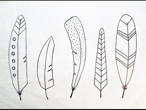5 Gorgeous Feathers You Can Learn To Paint With Acrylics