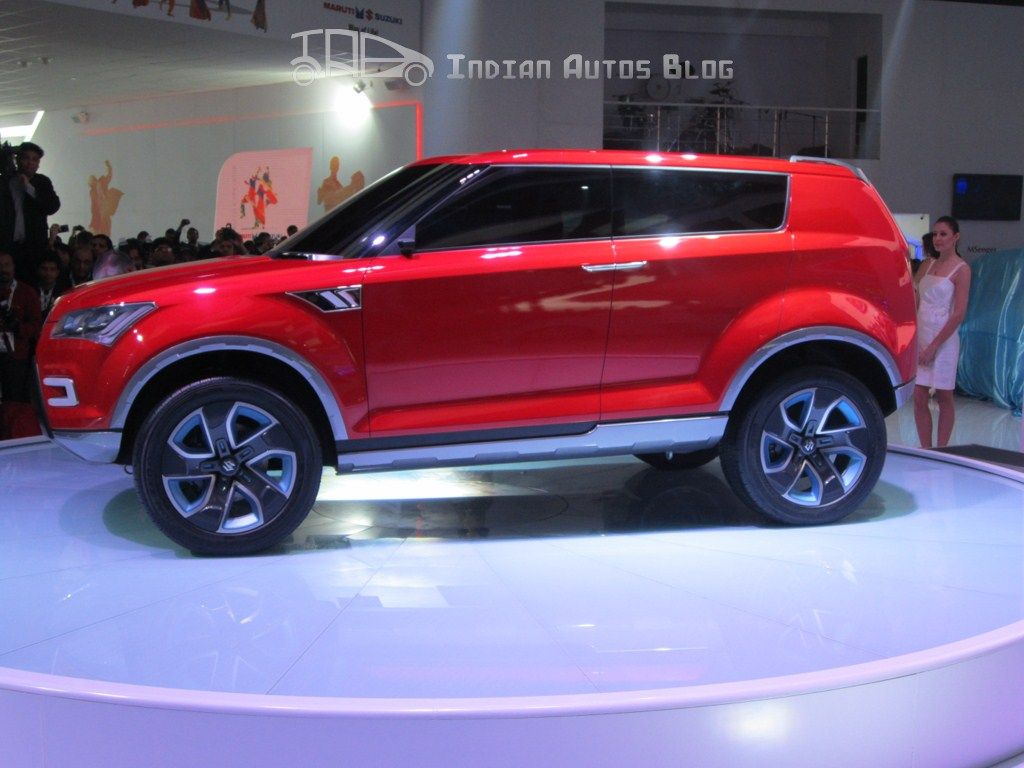 Maruti says that the xa alpha signifies trendiness and newness that the youth connect to this compact 4 metre long concept is designed for customers